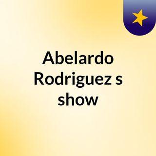 Abelardo Rodriguez's show