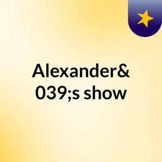 Alexanders Podcast