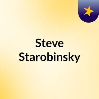 Steve Starobinsky
