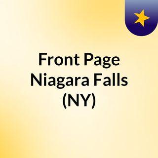 Front Page Niagara Falls (NY)