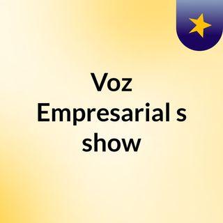 Voz Empresarial 01 Jun 2017