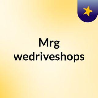 Mrg wedriveshops