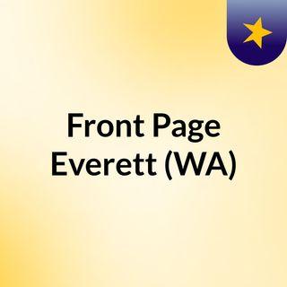 Front Page Everett (WA)