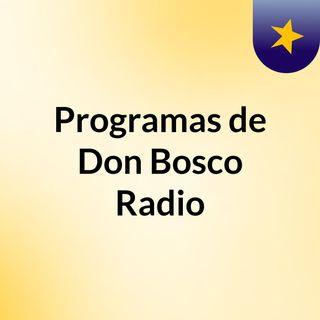 Entrevista Fiesta de Don Bosco 2018