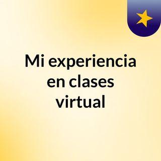 Clases virtuales por Alex Arias
