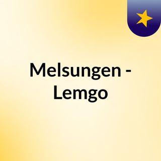 Melsungen - Lemgo
