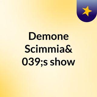 Demone Scimmia's show