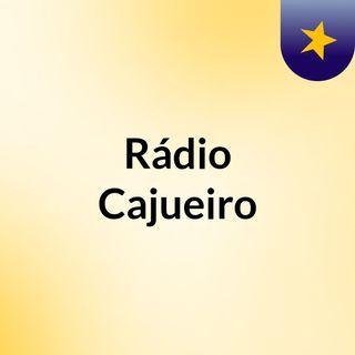 Episódio 1 - Rádio Cajueiro