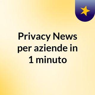 098 Identificazione: come trattare dati non del tutto anonimi