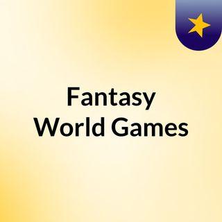Fantasy World Games
