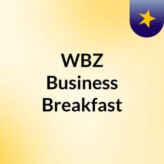 WBZ Business Breakfast