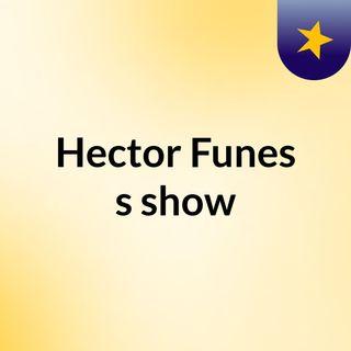 Hector Funes's show