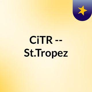 CiTR -- St.Tropez
