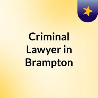 Brampton Criminal Lawyer | 6479836720 | saggilawfirm.com