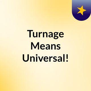 Episode 4 - RIAM via Universe
