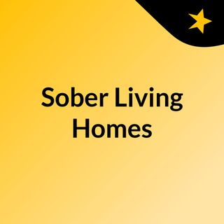 Advantageous to live in a sober house