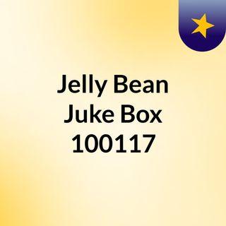 Jelly Bean Juke Box 100117