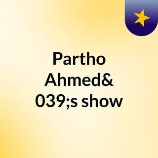 partho ahmed