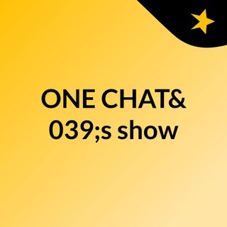 one chat