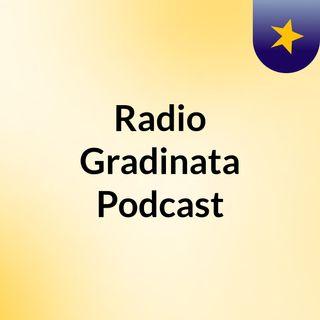 Presentazione Radio Gradinata