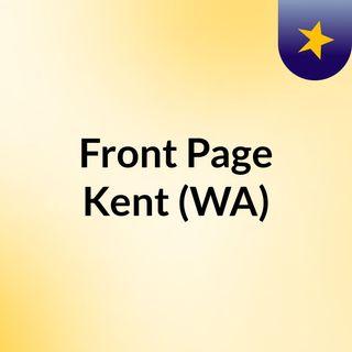 Front Page Kent (WA)