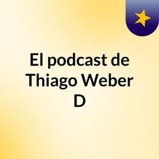 Thiago Weber Segmento Radial