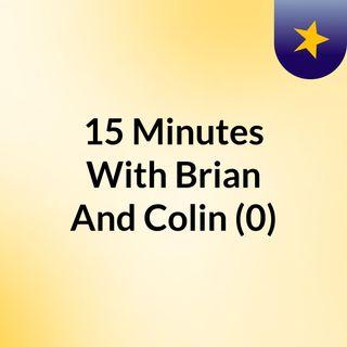Weird News Stories #1 Ft Colinowens