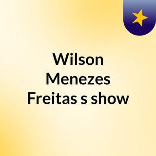 Wilson Menezes Freitas's show