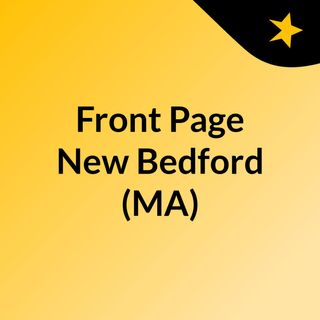 Front Page New Bedford (MA)