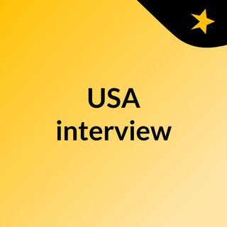 USA interview