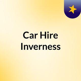 car hire scotland