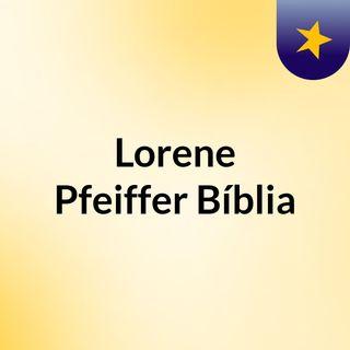 Gênesis 1:8 - Lorene Pfeiffer