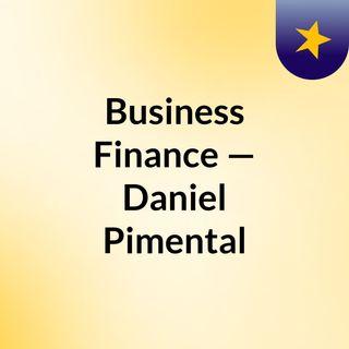 Strategies for Business Development By Daniel Pimental- Podcast