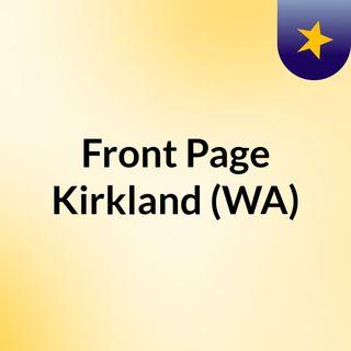 Front Page Kirkland (WA)