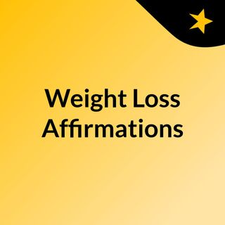 Weightloss Fun CD Various Affirmations