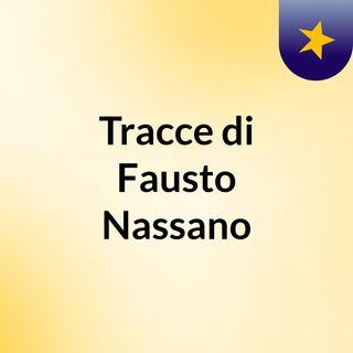 FAUSTO NASSANO  @ Colors Of Trance 12/03/2016 MEP, Sestri Levante (Ge)