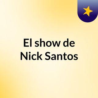 FOR YOU - NICK SANTOS