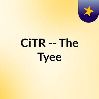 CiTR -- The Tyee
