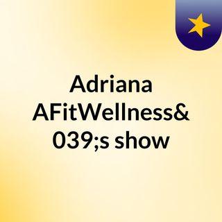 Adriana primer programa