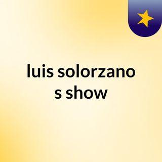Podcast bitcoin Luis solorzano