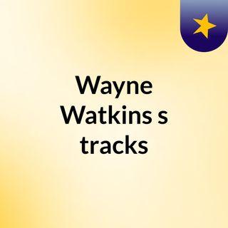the rockers show with shuga Wayne Watkins