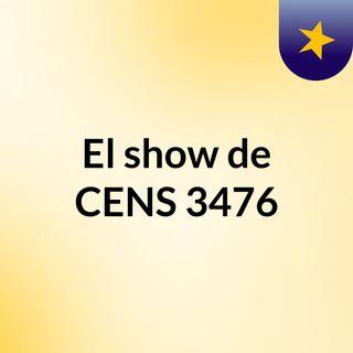 2º programa de LA DESTAPADA - RADIO ESCOLAR - CENS 3-476