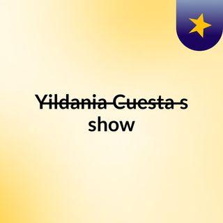Y̶i̶l̶d̶a̶n̶i̶a̶ C̶u̶e̶s̶t̶a̶'s show