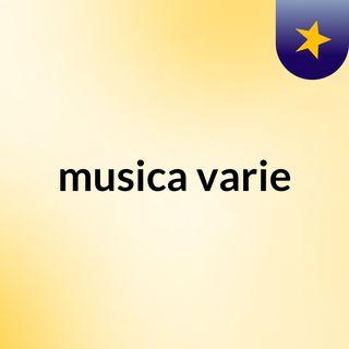 musica varie