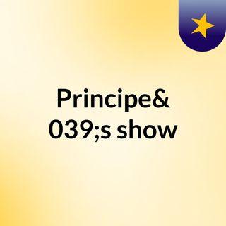 Principe, musicas