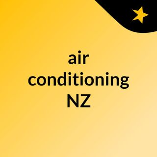 Various technical considerations of the air conditioners