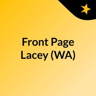 Front Page Lacey (WA)