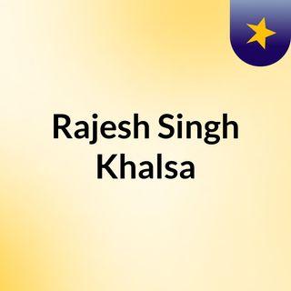 Rajesh Singh Khalsa