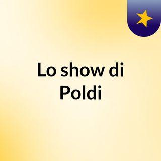 Lo show di Poldi