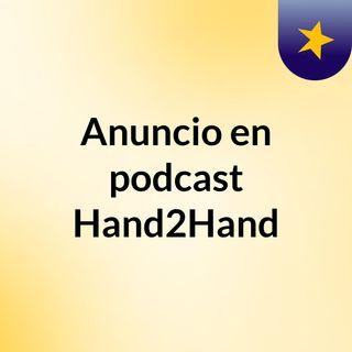 Anuncio Hand2Hand